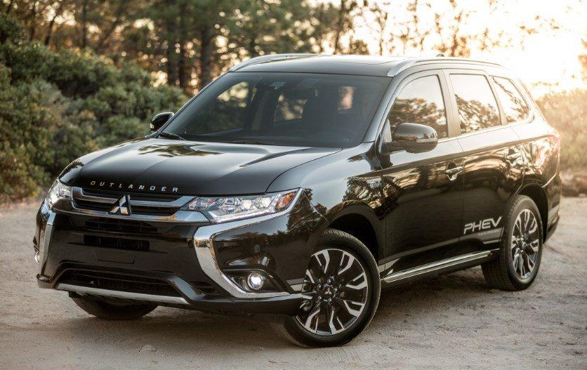 Mitsubishi Outlander PHEV coches SUV