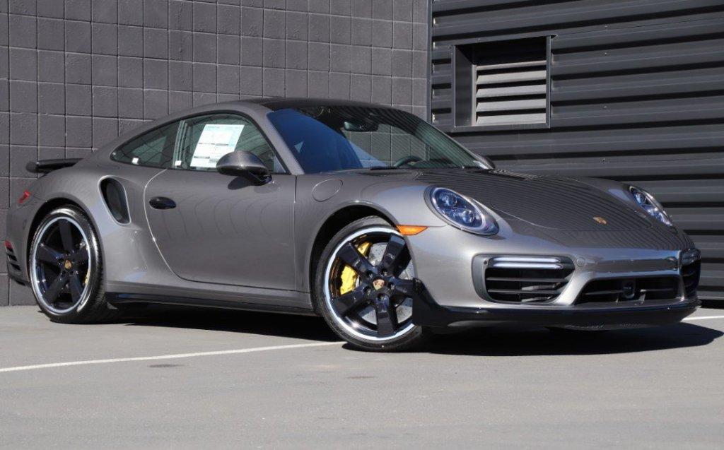 Nuevo Porsche 911 2019 Turbo S Coupe marcas de autos carros y automóviles