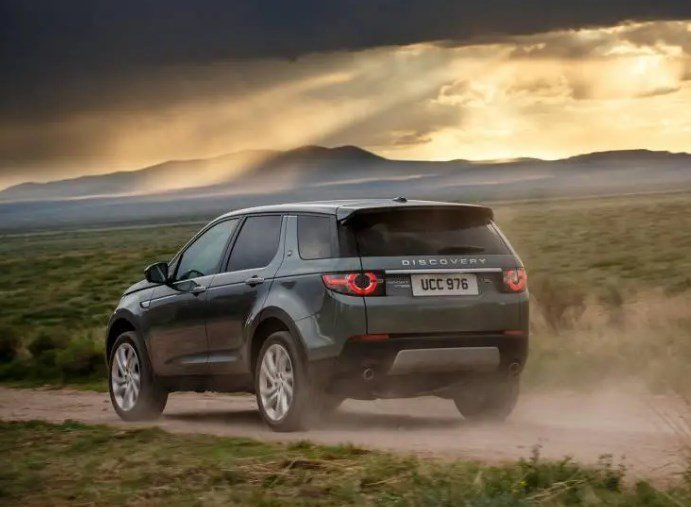 Top 10 mejores marcas de coches SUV familiares 2019 Land Rover Discovery Sport