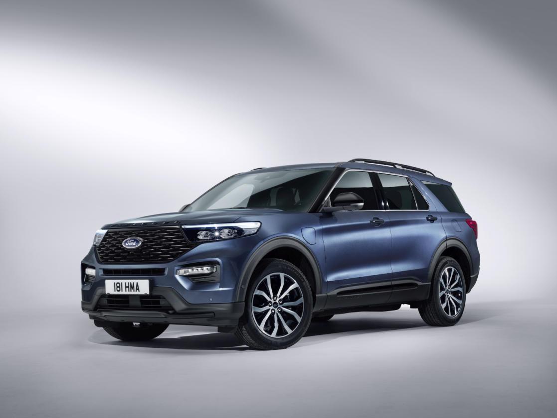 Ford Explorer: a la venta en Europa a finales de 2019