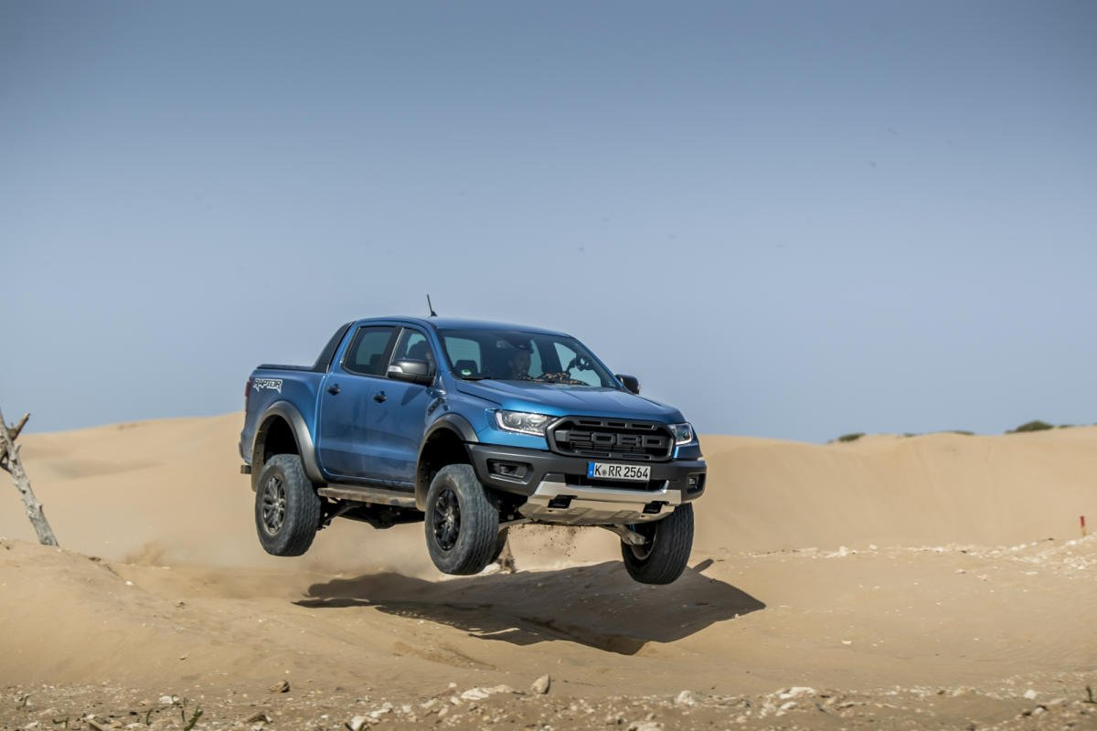 Ford Ranger Raptor: el pick up ms bestia