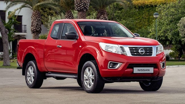 Nissan Navara 2019: el pick up se renueva