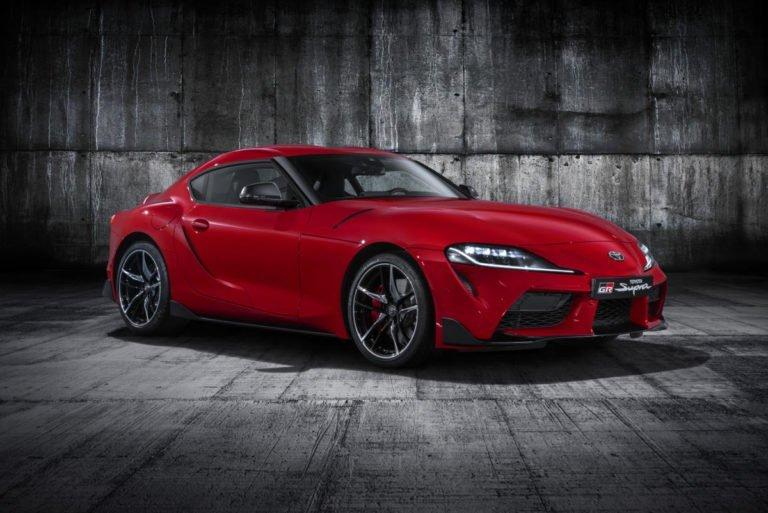 Nuevo Toyota GR Supra: precios para Espaa