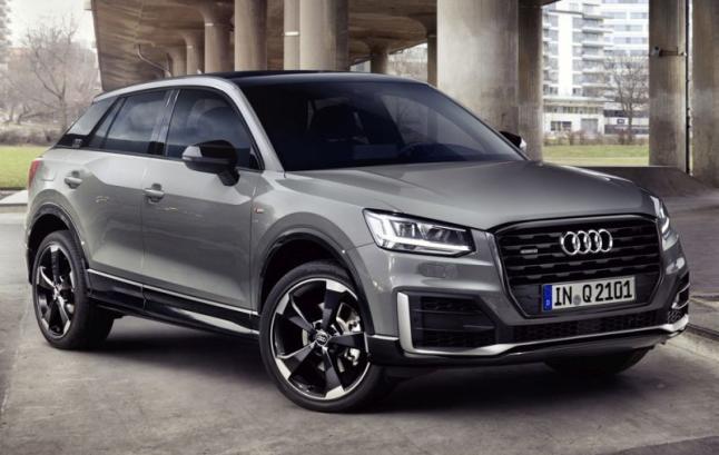 Audi presenta el Q2 Edition #1