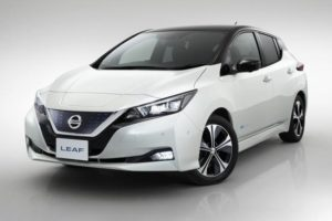 Nissan Leaf 40 kWh Acenta: un elctrico con hasta 9.000 euros de descuento