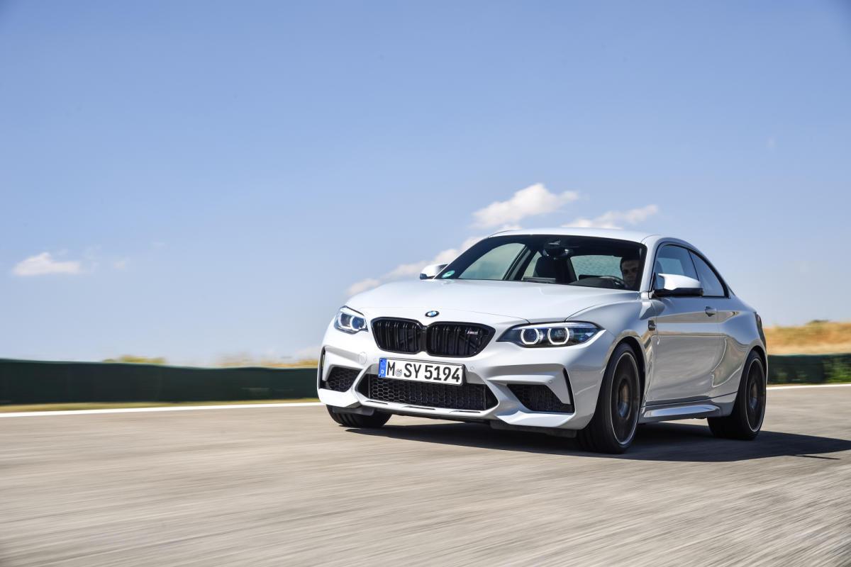 Probamos el BMW M2 Competition... otra vez porque es muy bueno