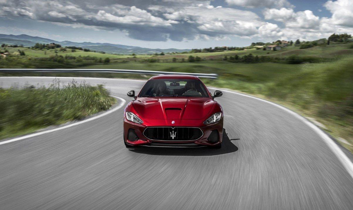 Diseño Gran Turismo Maserati