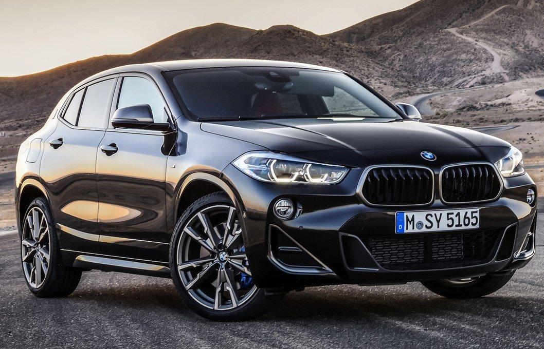 BMW X2 Detalles