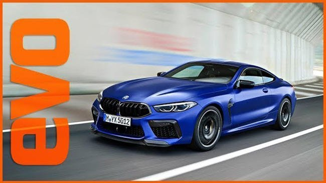 As es el BMW M8 Competition Coup