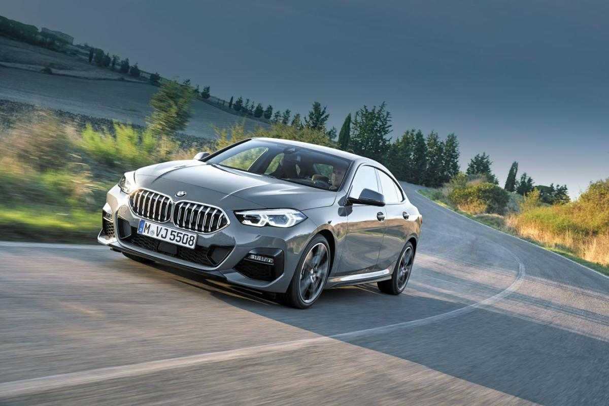 BMW Serie 2 Gran Coup 2020: cules son sus rivales?