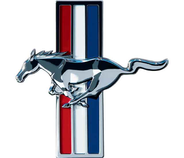Logotipo de Mustang (antiguo)