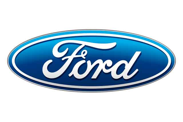 logotipo viejo de ford