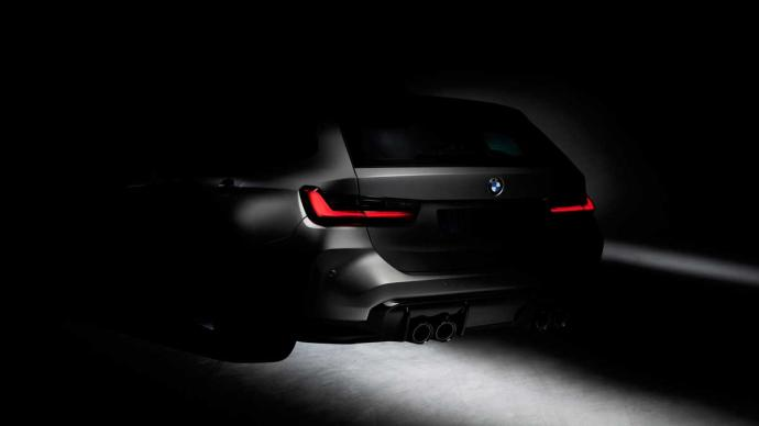 Oficial: confirmado el BMW M3 Touring con carrocera familiar!