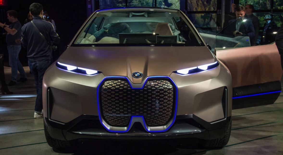Coches baratos - BMW iNext 2021