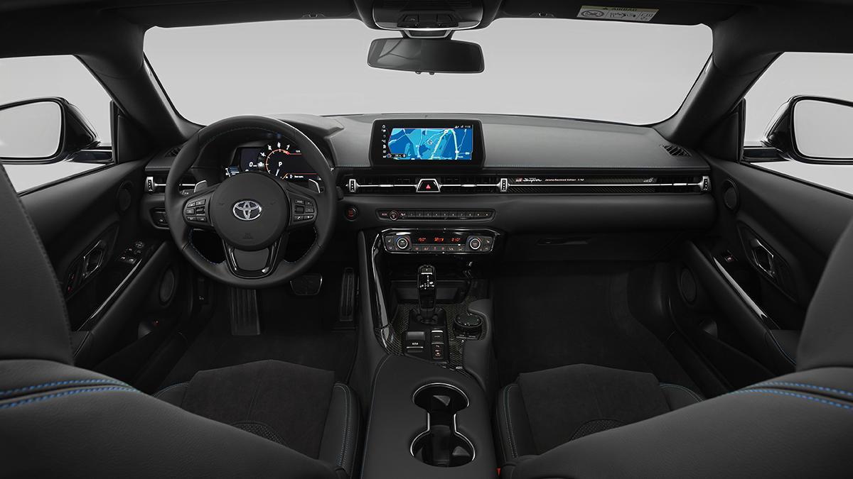 Toyota GR Supra Jarama Racetrack Edition 2021: 90 unidades solo para Europa