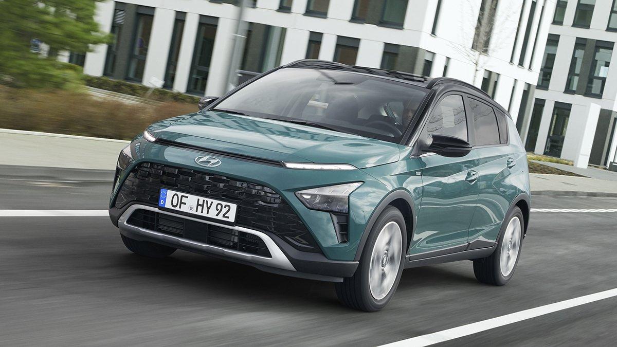 Primera prueba Hyundai Bayon 2021: aspirante a superventas